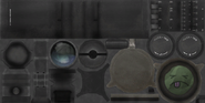 WA2000 cut scope texture MW3