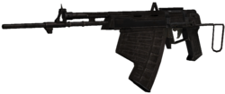 APS Underwater Rifle model CoDG