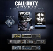 Ghosts Digital Hardened Edition