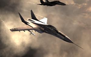 MiG-29s Turbulence MW3