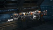 205 Brecci Gunsmith Model Underworld Camouflage BO3