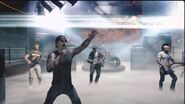 A7X performing BOII