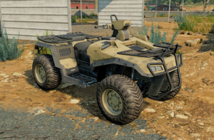Blackout Tan ATV Bo4