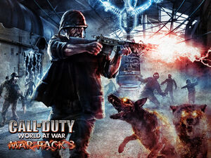 COD WAW Map pack 3 promo