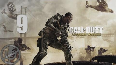 Call of Duty Advanced Warfare Прохождение На Русском Часть 9 — Охота