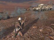 CoD2 British Tank Campaign
