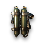 Rocket Shield Fuel Canisters Piece BO3