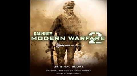 Call of Duty Modern Warfare 2 - Original Soundtrack - 11 Onwards