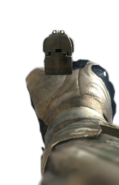 FN 5.7 Iron Sights MW3
