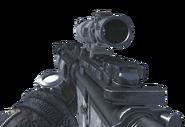 M4A1 ACOG Silencer MW2