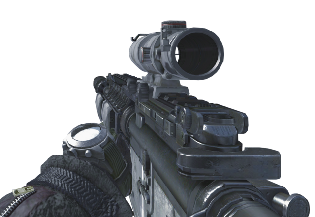 File:M4A1 ACOG Silencer MW2.png