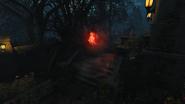 Szybka podróż Dead of the Night mauzoleum