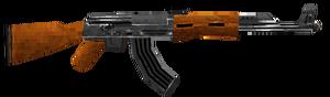 AK-47 third person MWDS