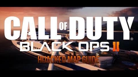 Black Ops 2 - Map Guide 1 - HIJACKED геймплэй, стратегия, советы