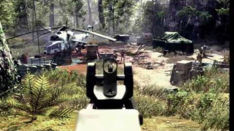 Call of Duty Black Ops Gameplay Demo Pt
