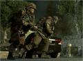 Spetsnaz soldiers Wolverines Modern Warfare 2