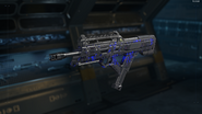 Vesper Gunsmith Model Gem Camouflage BO3