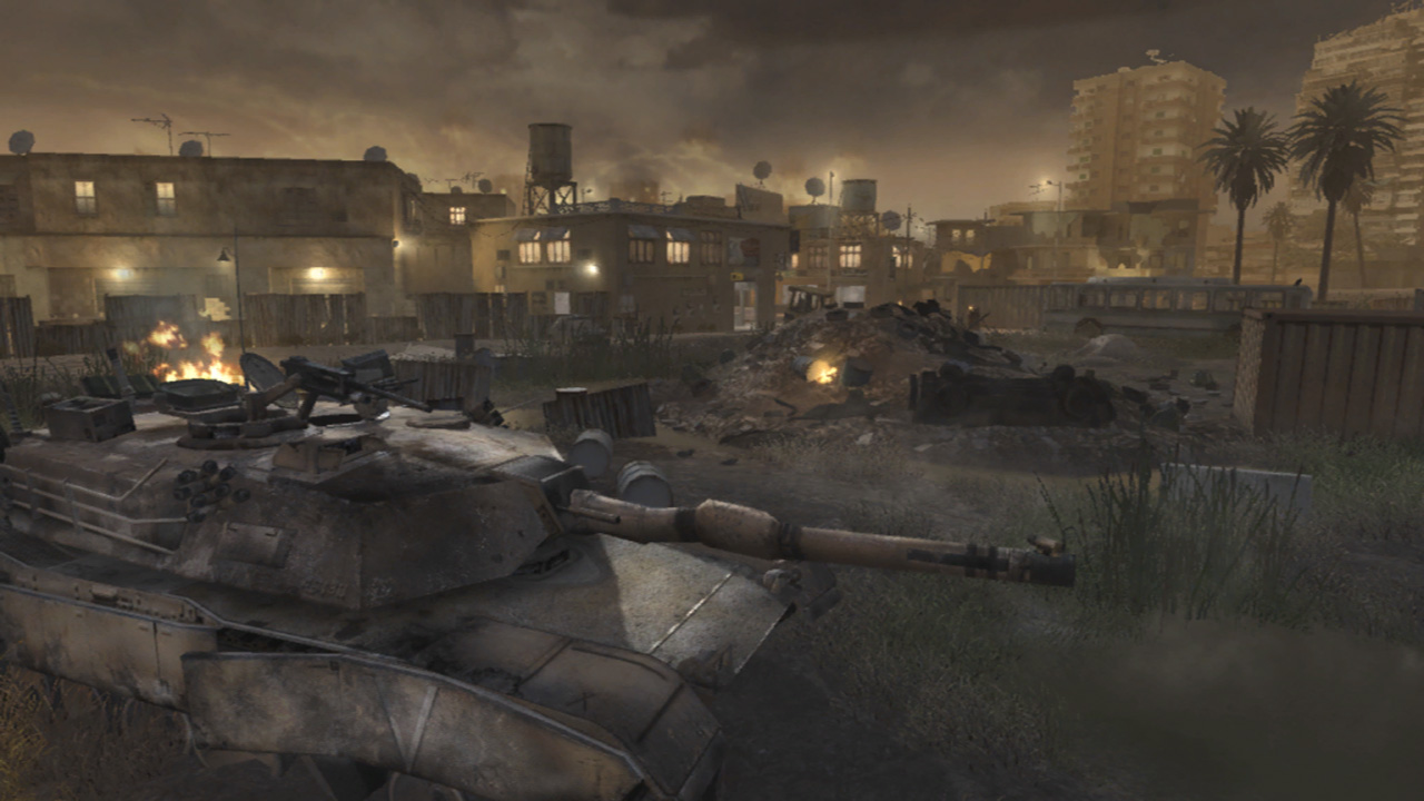 Category:Call of Duty 4: Modern Warfare Multiplayer Maps