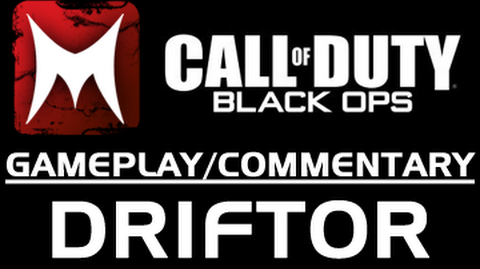 Call of Duty Black Ops In Depth Wallbanging & Hardened by Drift0r (BO Gameplay Commentary)