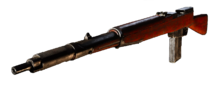 ITRA Burst Model WWII