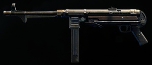 MP-40 menu icon BO4