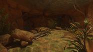 Zetsubou no shima podwodna jaskinia 2