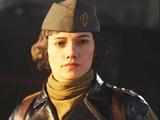 Vivian Harris/Nazi Zombies
