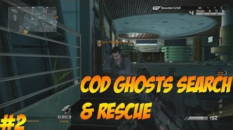 Call of Duty Ghosts Multiplayer - Search and Rescue - Gameplay - 2