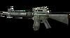 M16A4 ikona menu mw3