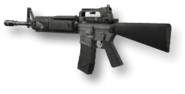 M16A4 menu icon MW2