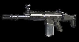 Menu mp weapons scar big