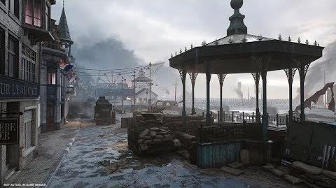 Official Call of Duty® WWII Map Briefings - Dunkirk