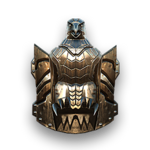Rocket Shield Eagle Plate Piece (Shadows of Evil) BO3