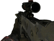 TAR-21 ACOG Scope MW2