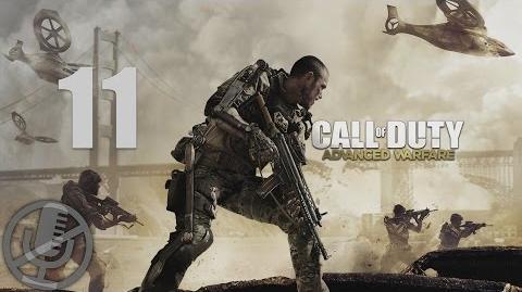 Call of Duty Advanced Warfare Прохождение На Русском Часть 11 — Страж