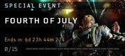 FourthOfJuly Event BO4