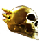 Gold Skull PS