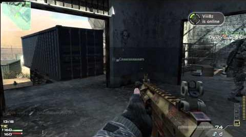 MW3 Headquarters