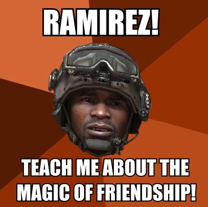 RAMIREZ!