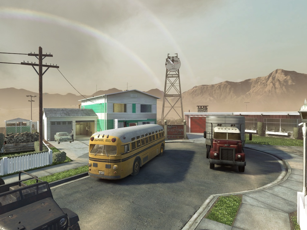 Nuketown (map) | Call of Duty Wiki | FANDOM powered by Wikia on smallest map cod, smallest halo map, smallest map in advanced warfare,