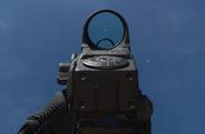 Call of Duty Modern Warfare 2019 Зеркальный прицел Гюрза 2