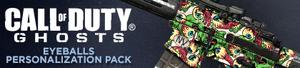 Eyeballs Pack DLC banner CoDG