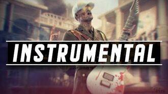 Lullaby For a Deadman OFFICIAL - KSHERWOODOPS - INSTRUMENTAL - (Verrückt Song)