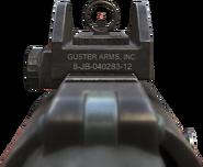 M1216 Iron Sights BO2