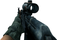 AK-47 ACOG Scope CoD4