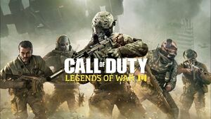 Call of Duty Legend of War