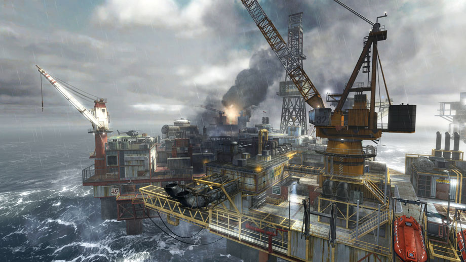 Off Shore   Call of Duty Wiki   FANDOM powered by Wikia