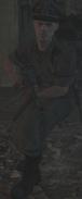 German officer WaW