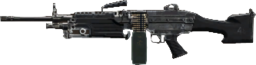 M249 SAW Menu Icon MWR