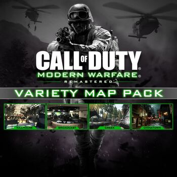 Variety Map Pαck Promo MWR